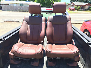 Image Is Loading 2013 FORD F150 KING RANCH INTERIOR SEATS CONSOLE