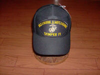 U.s Marine Corps Hat Once A Marine Always A Marine Official Military Ball Cap