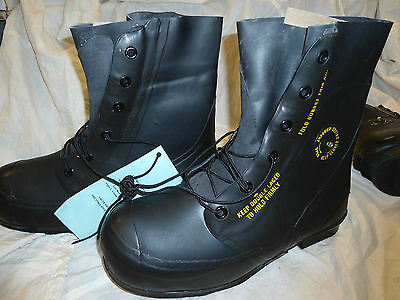 US Military Mickey Mouse Boots w/Valve