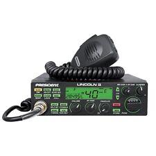 CB RADIO PRESIDENT LINCOLN II V3 ASC (28-29.7) AM FM LSB USB CW 10M 11M