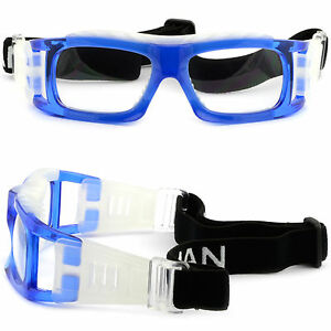 afd9dd6bde5 Image is loading Men-Women-Sports-Protection-Prescription-Goggles-Glasses- Wrap-