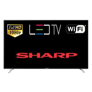sharp 55 inch smart tv. image is loading sharp-aquos-lc-55cfe6241k-55-034-smart-led- sharp 55 inch smart tv