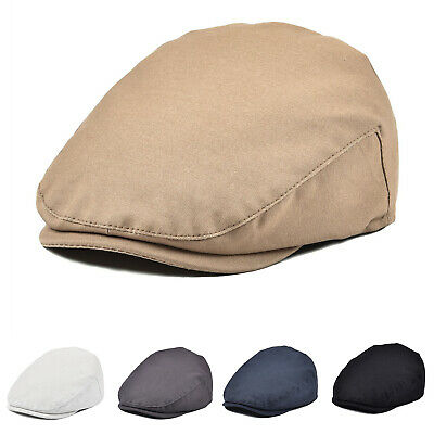 BABY BOYS HAT 100/% COTTON IVY CAP NEWSBOY HAT NEWBORN 6 MONTHS TO 8 YEARS