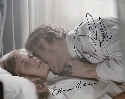 Television To Win A High Admiration And Is Widely Trusted At Home And Abroad. Autographs-original Amiable Peter Facinelli & Elizabeth Reaser Signed 8x10 Autograph Photo W/ Coa