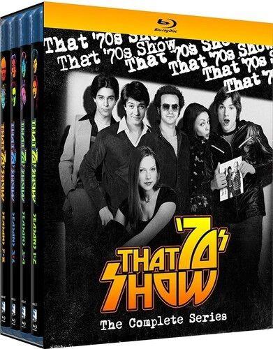 That' 70s Show: SERIE COMPLETA (flashback Edición) - BLU-RAY - REGIÓN A