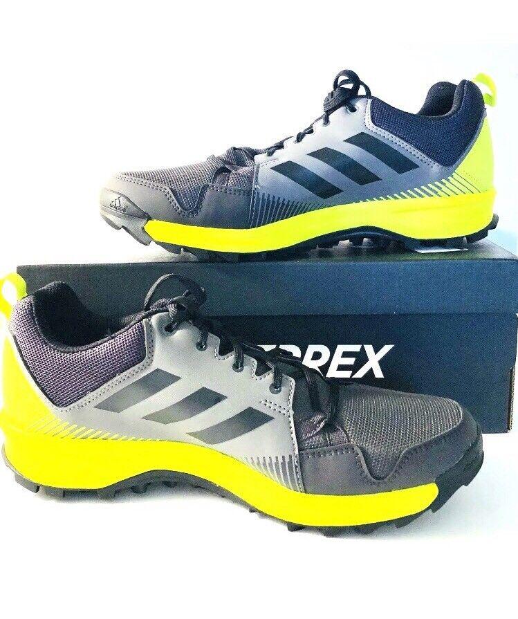 Adidas Terrex Tracerocker Jaune Gris Noir Athletic Chaussures Homme