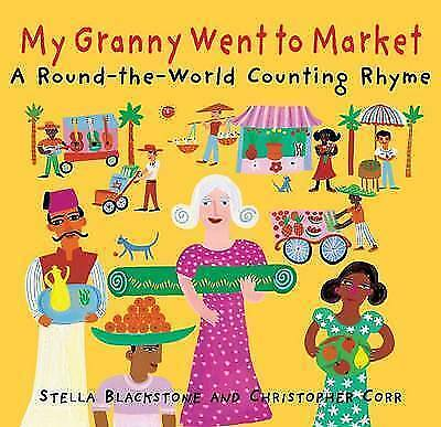 My Granny Went to Market-ExLibrary