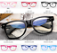 Vintage-Full-rim-Eyeglasses-Glasses-Frames-Men-Women-Eyewear-Fashion-RX-able thumbnail 2