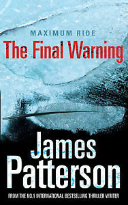 Patterson-James-Maximum-Ride-The-Final-Warning-Very-Good-Book