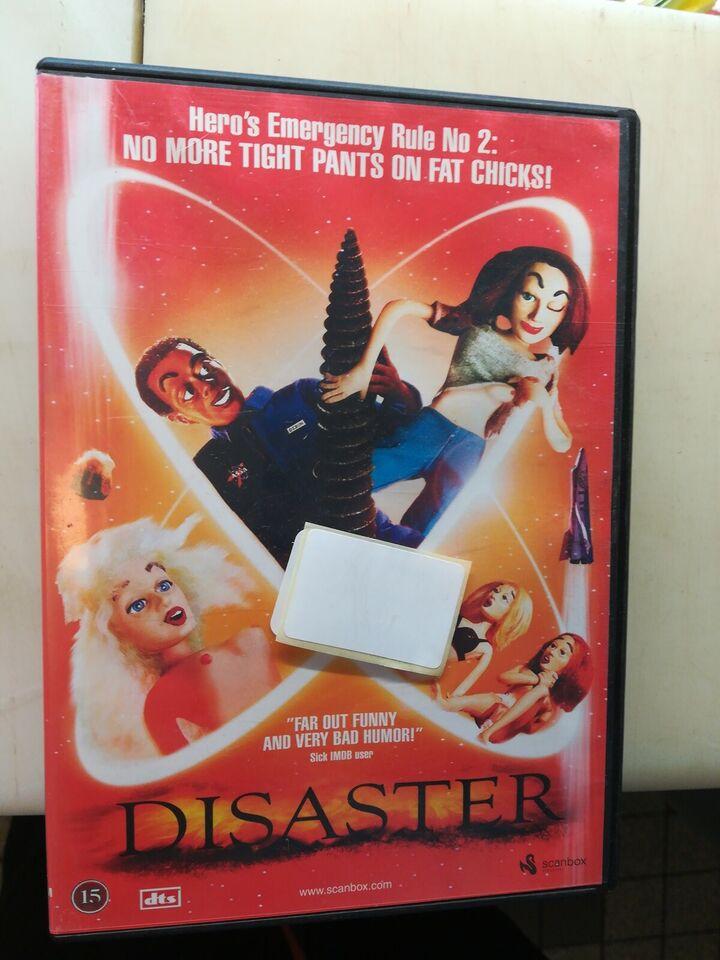 Disaster, DVD, komedie