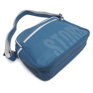 SALE-PRICE-STORM-LONDON-Courier-Despatch-Messenger-Bag-Retro-blue