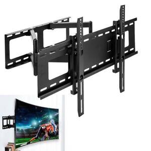 0e9a99baea2 La foto se está cargando Movimiento-completo-TV -de-montaje-en-pared-giratorio-