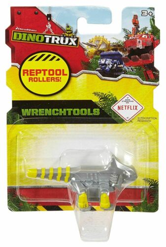 Dinotrux Reptool Rollers Wrenchtools Character Vehicle