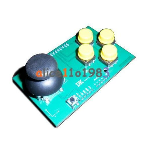 Green//Red JoyStick Keypad Shield for Arduino 2009 UNO Mega 1280 Mega 2560 US