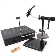 Stable Rotary Fishing Tying Vise Alloy Fly Tying Vice Tool Flies Accessories