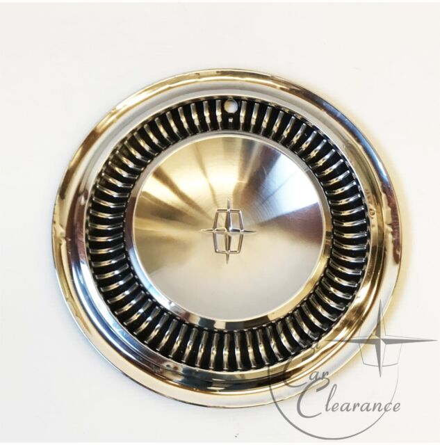 1964-1965 Lincoln Continental Wheelcover (Hub Cap) (C4VY1130A)