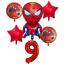 Spiderman-Balloon-Kit-Spider-man-30-039-039-Age-Number-Happy-Birthday-6-Party-Balloons thumbnail 12