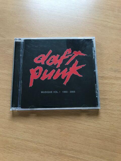 Musique Vol.1 (1993-2005) von Daft Punk (2006)