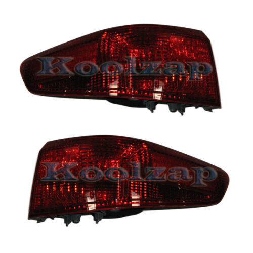 2005 Accord Sedan Taillight Taillamp Brake Light Lamp Left /& Right Side Set PAIR