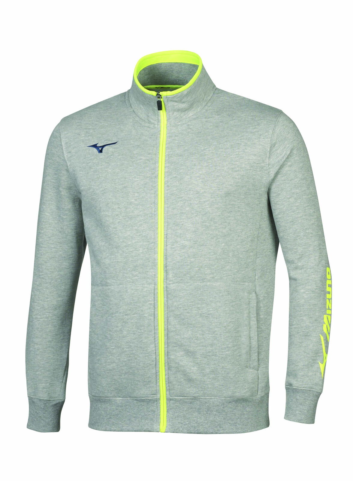 Mizuno Felpa SWEAT Full Zip JACKET Uomo 32EC7009-05