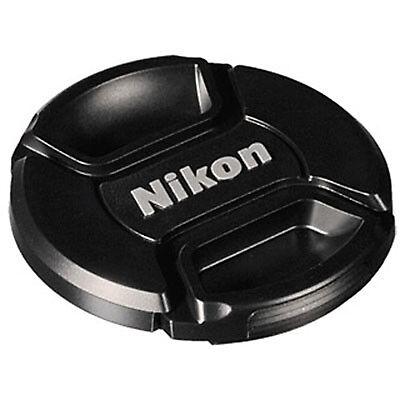 Tappo copri obiettivo con diametro 62 mm a molla Nikon LC-62