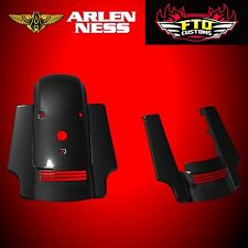 Arlen Ness Angled Fender Fascia Extension 14-16  Harley Touring FLH/T 60-154