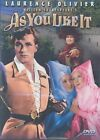 as You Like It 0089218625090 With Laurence Olivier DVD Region 1