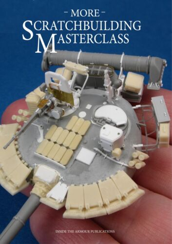 More Scratchbuilding Masterclass Book
