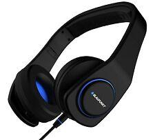 Blaupunkt bpa-505 On-Ear Cuffie-Nero Nuovo Sigillato