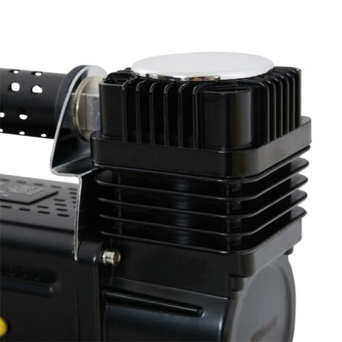 Smittybilt 2781 Air Compressor Portable Kit 12 volt w// Bag 5.65 CFM 24/' hose