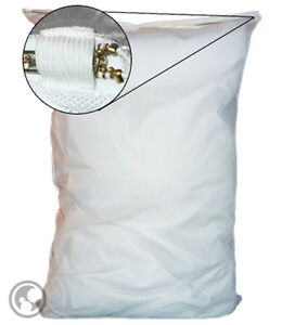 Image Is Loading Large Mesh Laundry Wash Bag For Cleaning Clothes