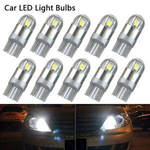 10X-T10-194-168-3030-Wedge-W5W-High-Power-Car-Interior-LED-Light-Bulbs-White