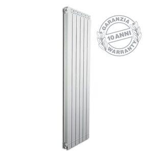 Radiatori Alluminio Caloriferi Fondital Garda Dual Interasse 1400 1600 1800 2000