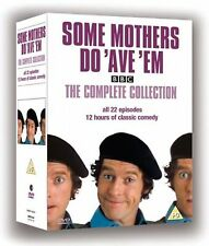Some Mothers Do Ave Em: The Complete Collection 1973 Brand NEW DVD