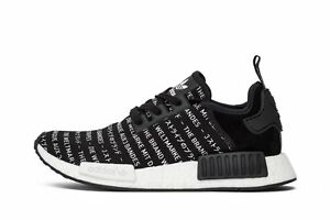 Adidas NMD R1 Blackout 3 Three Stripes Size 11.5. S76519 Yeezy Ultra ... 57bf11d8c69f