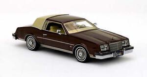 BUICK-Riviera-Brown-Metallic-Beige-1982-NEO-44810-NEU-amp-OVP