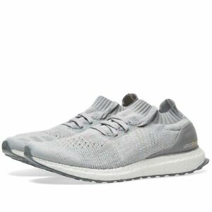 best website 36864 fe48b Image is loading Adidas-Ultra-Boost-Uncaged-Grey-Multicolor-Size-10-