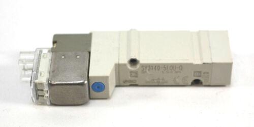 SMC válvula de solenoide de sy3140-5lou-q