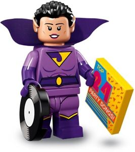 "LEGO minifigure serie ""Batman The Movie 2"" - GEMELLI MERAVIGLIA - JAYNA - 71020"