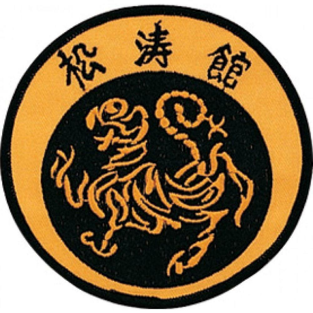 Arts Martiaux Brodé Brodé Brodé Badges - Shotokan Karaté Tiger Gi Patches f85fc1