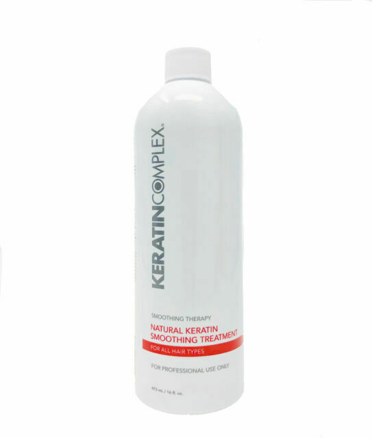 Keratin Complex Natural Smoothing Treatment 236ml 8fl oz.Clo
