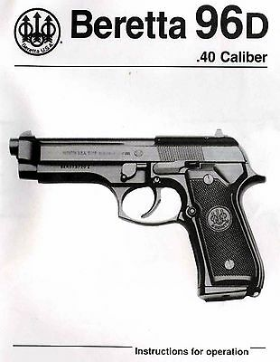 Walther PPK PPKS PPK//S Pistol Owners Instruction and Maintenance Manual