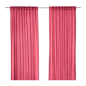 Image Is Loading 1 Pair Ikea Vivan Curtains 57 034 X