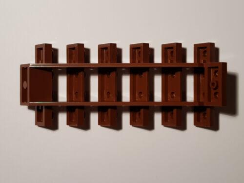Haus Leiter LEGO® 1 x 30134 Treppe 7 x 4 x 6 Stufen rotbraun 4277751 #C69