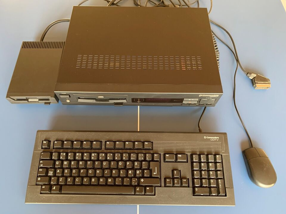 Amiga CDTV, andet, Perfekt