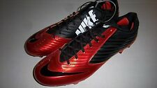 NWT Mens Nike Vapor Speed Orange and Black Football Cleats Size 16 ~ Ultra Cool!