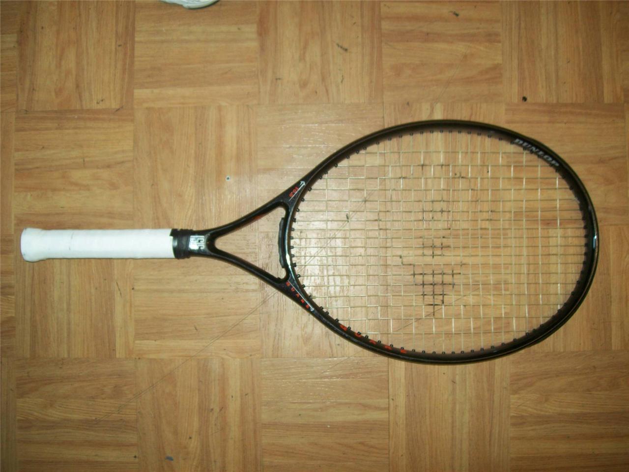 Dunlop Quake ISIS 10.0 Oversize 4 1 8 grip Tennis Racquet