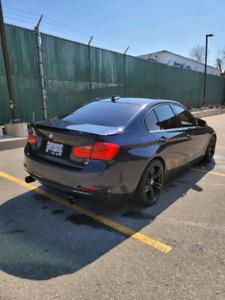 2013 BMW 3 Series Sports