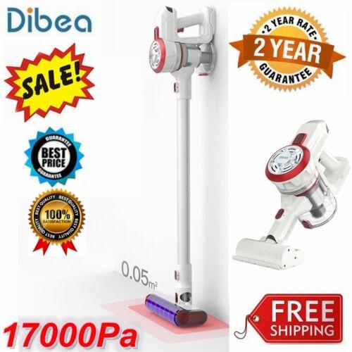 Dibea V008 Pro 2 in 1 Portable Cordless Handheld Stick Vacuum Cleaner 17000Pa