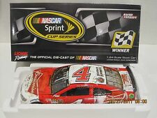 KEVIN HARVICK 2014 #4 BUDWEISER DARLINGTON WIN